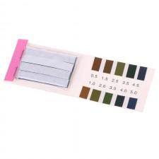 Тест-полоски pH 0.5-5.0